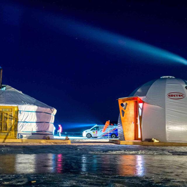 Авторский технический семинар SINTEC Lubricants на фестивале «Дни скорости на льду Байкала»