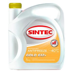 SINTEC ANTIFREEZE GOLD G12
