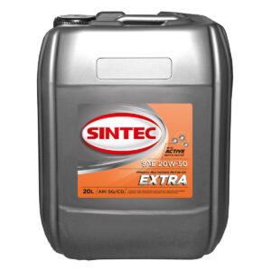 SINTEC EXTRA SAE 20W-50 API SG/CD