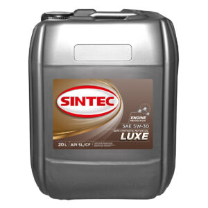SINTEC LUXE SAE 5W-30 API SL/CF