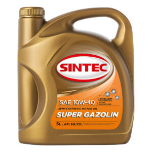 SINTEC Super Gazolin SAE 10W-40 API SG/CD