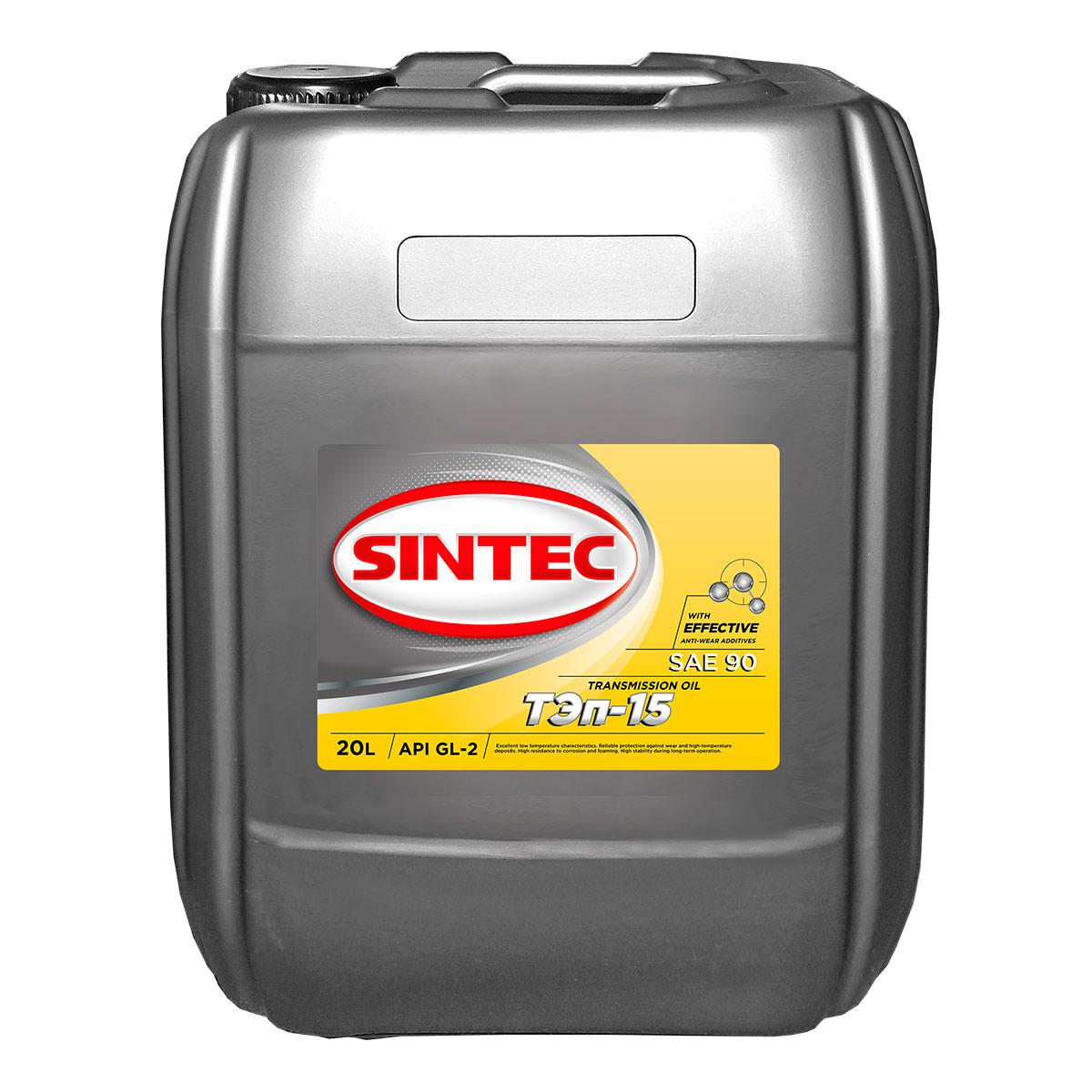 SINTEC ТЭП-15