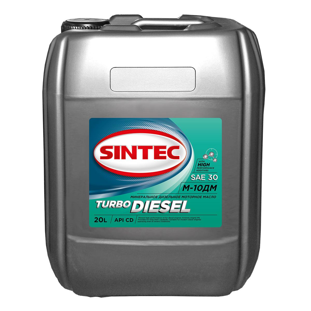 SINTEC TURBO DIESEL М10ДМ API CD